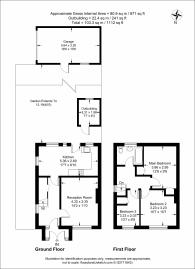 Large floorplan for Plough Lane, Wimbledon, SW19