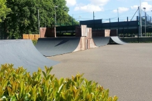 Woking Skatepark