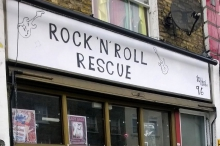 Rock 'N' Roll Rescue