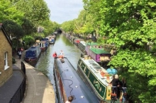 Little Venice's Canals
