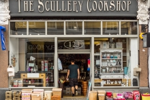 The Scullery Cookshop
