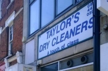 Taylor's Dry Cleaners