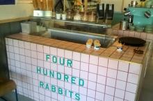 Four Hundred Rabbits