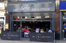 Sofa Bar & Kitchen