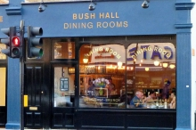 Bush Hall Dining Rooms