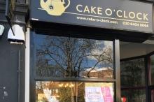 Cake O'Clock