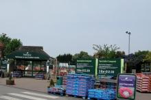 Osterley Wyevale Garden Centre