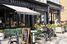 Brackenbury Wine Rooms