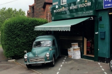 Woodford Wine Room