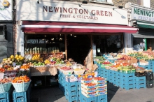 Newington Green Fruit and Vegetables