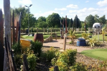 Mr Mulligan's Pirate Golf, Hoebridge Golf Centre