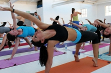 Hot Power Yoga