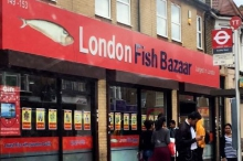 London Fish Bazaar