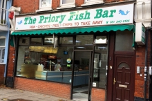 The Priory Fish Bar