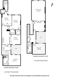 Large floorplan for West Halkin Street, Belgravia, SW1X