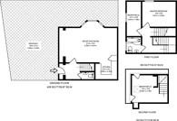 Large floorplan for Worple Road, Raynes Park, SW20