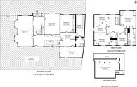 Large floorplan for Gordon Avenue, Stanmore, HA7