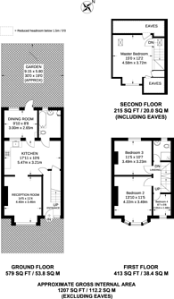 Large floorplan for High Street Colliers Wood, Colliers Wood, SW19