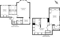 Large floorplan for Redington Road, Hampstead, NW3
