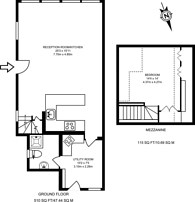 Large floorplan for Spencer Road, Grove Park, W4