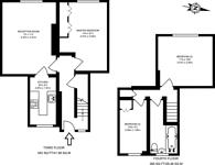 Large floorplan for Howard Road, Hackney, N16