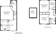 Large floorplan for Robin Hill, Godalming, GU7