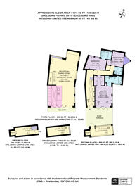 Large floorplan for Endell Street, Covent Garden, WC2H