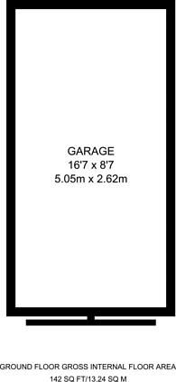 Large floorplan for Upper Park Road, Belsize Park, NW3