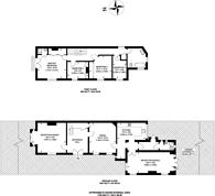 Large floorplan for Windsor Road, North Finchley, N3