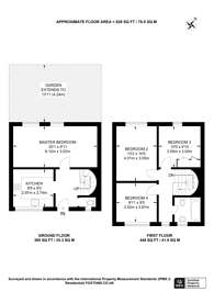Large floorplan for Great Percy Street, Finsbury, WC1X