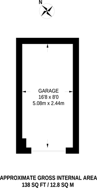 Large floorplan for Maxwell Road, Moore Park Estate, SW6