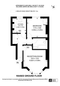 Large floorplan for Mycenae Road, Blackheath, SE3