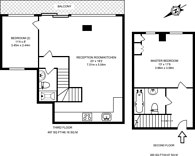 Large floorplan for Bastwick Street, Clerkenwell, EC1V