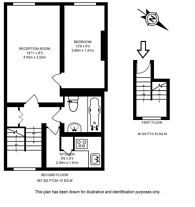 Large floorplan for Strutton Ground, Westminster, SW1P