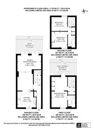 Large floorplan for Ebury Bridge Road, Belgravia, SW1W