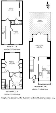 Large floorplan for Wynan Road, Isle Of Dogs, E14