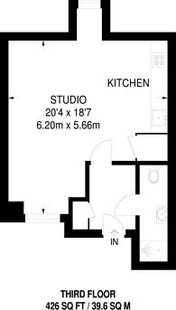 Large floorplan for Wentworth Street, Tower Hamlets, E1