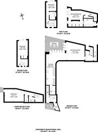 Large floorplan for Northchurch Road, Islington, N1