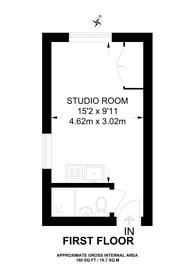 Large floorplan for Hardman Road, Kingston, KT2