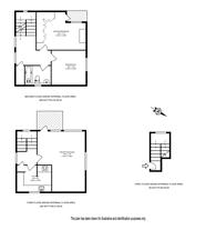 Large floorplan for Wharf Road, Islington, N1
