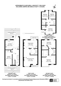 Large floorplan for Kew Riverside, Kew, TW9