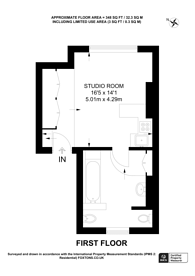Large floorplan for Wandsworth Bridge Road, Sands End, SW6