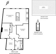 Large floorplan for Pellatt Grove, Wood Green, N22