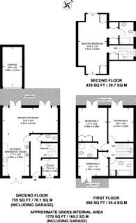 Large floorplan for Queen Elizabeth Park, Queen Elizabeth Park, GU2