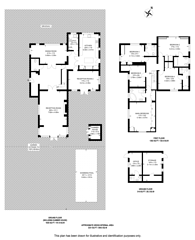 Large floorplan for South View Road, Pinner, HA5