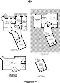 Large floorplan for Mountview Road, Claygate, KT10