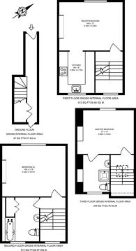 Large floorplan for Old Street, Hoxton, EC1V