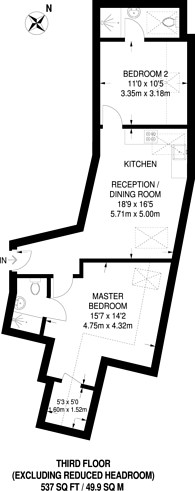 Large floorplan for Preston Road, Preston, HA3