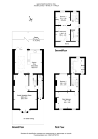 Large floorplan for Courthope Villas, Wimbledon, SW19