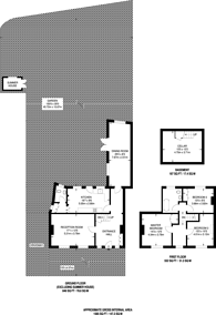 Large floorplan for York Hill, Loughton, IG10